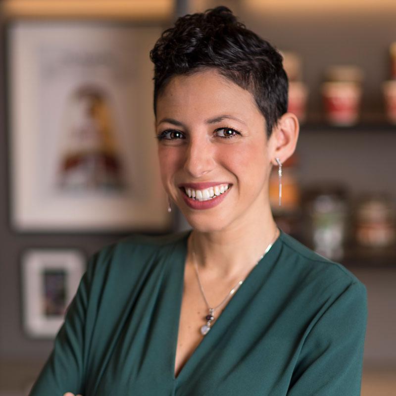 Liz Casseli-Mechael, Nestle