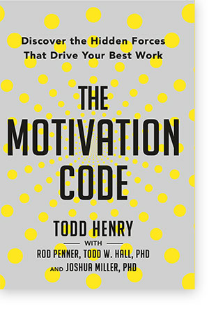 The Motivation Code book
